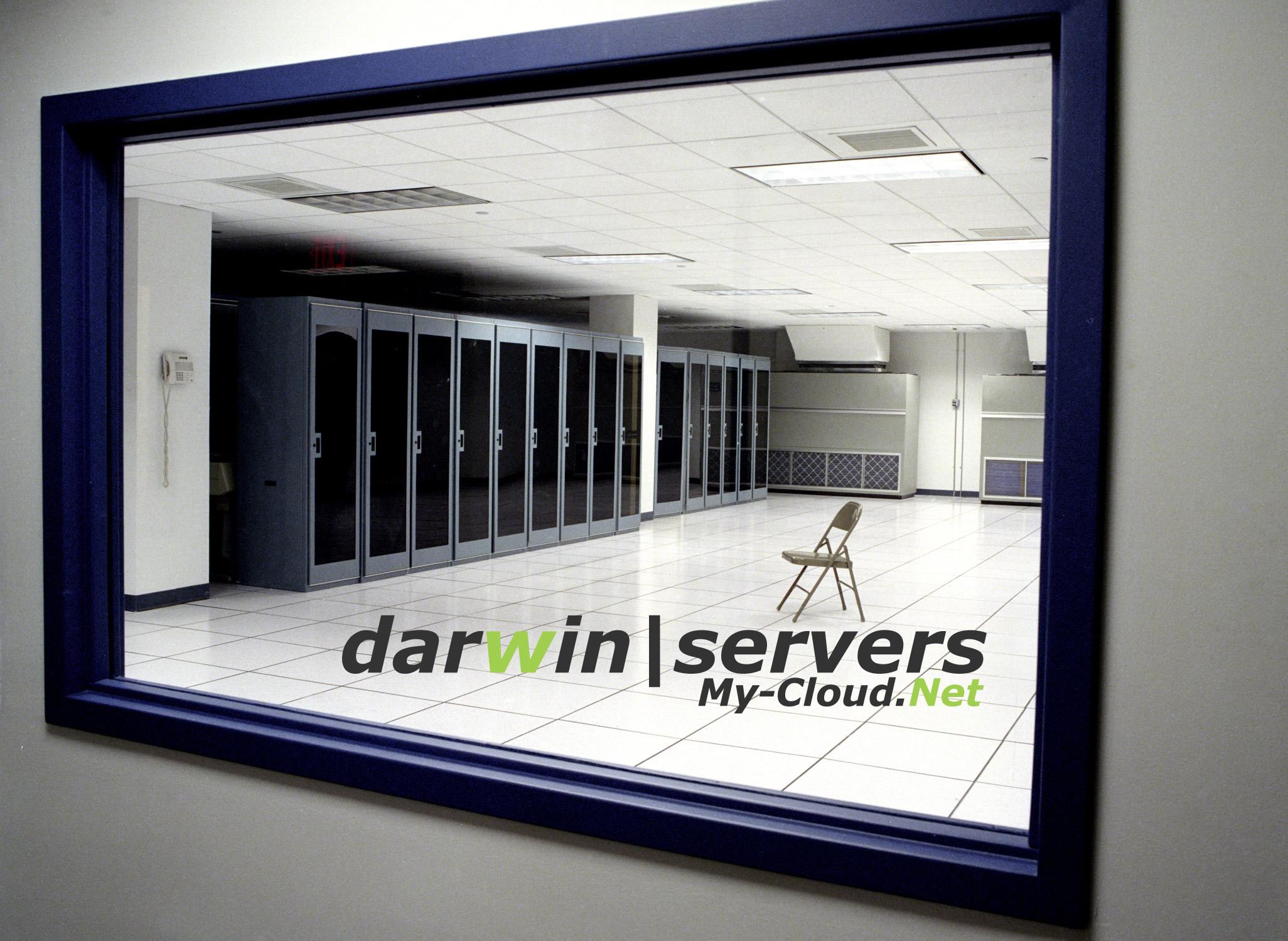 darwin data center europa