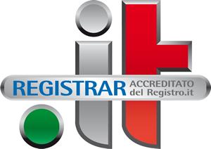 Logo Registrar ufficiale domini italiani .it