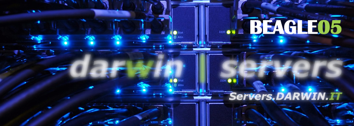 darwin server dedicato, beagle 05.