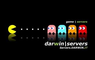 game server darwin, server dedicato per gaming.