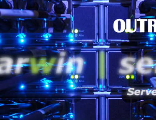 Storage server – DARWIN Outrigger 01