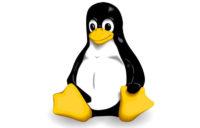 linux logo tux